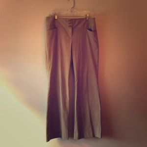 The Limited Cassidy Fit Dress Slacks in Beige